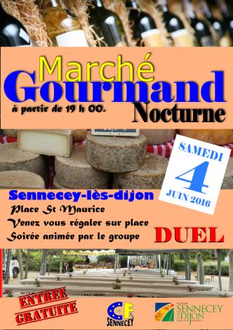 Marche gourmand 2016