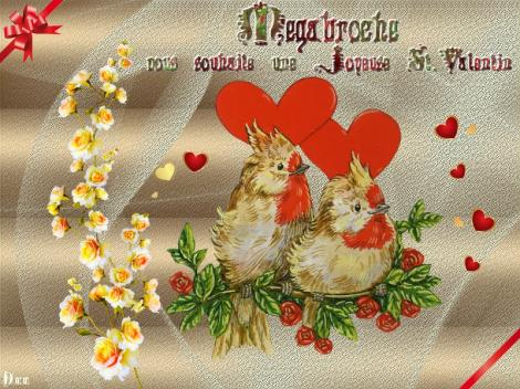 Mega St Valentin !