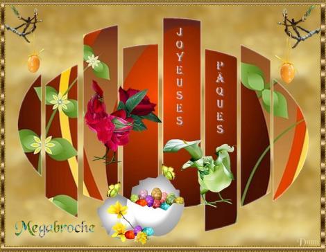 Joyeuses Pâques 2015 !